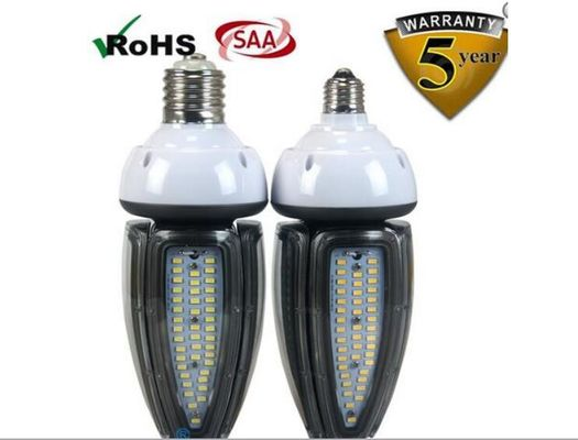 চীন Commercial 60 Watt 360 Degree Led Corn Light Bulb 3000k Wam White High Brightness সরবরাহকারী
