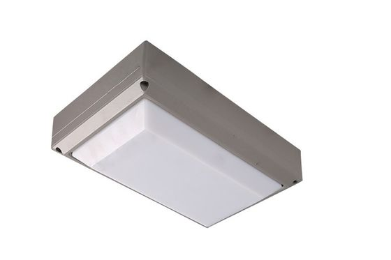 চীন 4000 - 4500 K Recessed LED Bathroom Ceiling Lights Bulkhead Lamp With Pir Sensor পরিবেশক