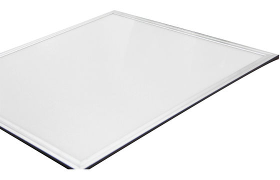 চীন Commercial Ceiling LED Panel Light 600x600 Warm White Dimmable 85 - 265VAC পরিবেশক