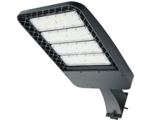 চীন 18000 Lumen Led Parking Lot Lights , Shoebox Style Led Area Light CE Rohs Certified পরিবেশক