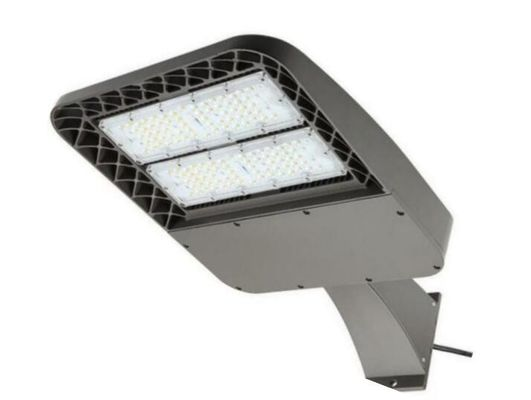 চীন Cold White 6000k 120lm / Watt Led Car Park Light , Led Pole Lights CE Certified পরিবেশক